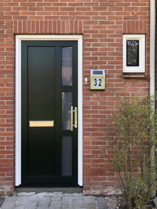 Renovatie kunststof kozijnen Oldenzaal