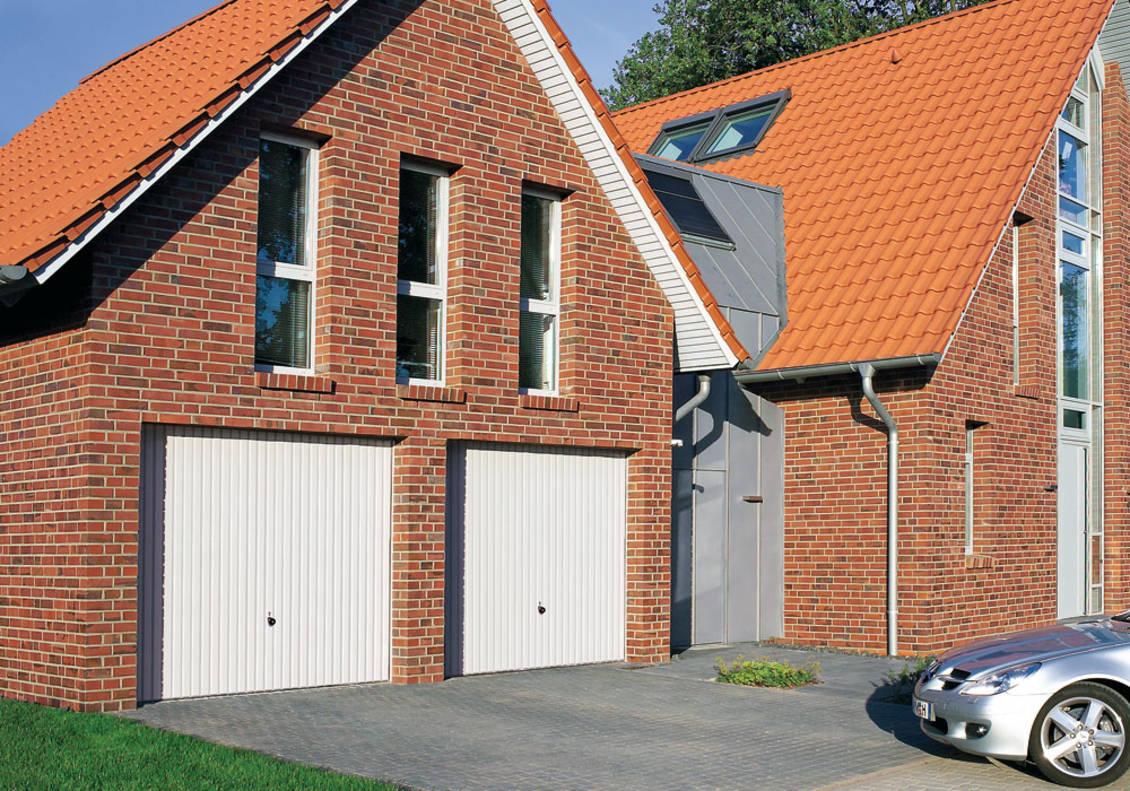 Tijman Kozijnen - garagekanteldeur