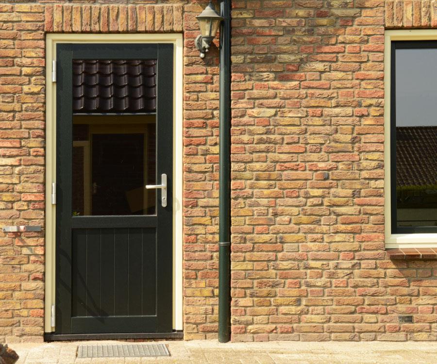 Tijman Kozijnen - kunststof deuren
