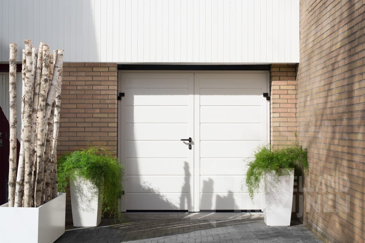 Tijman Kozijnen - openslaande garagedeuren